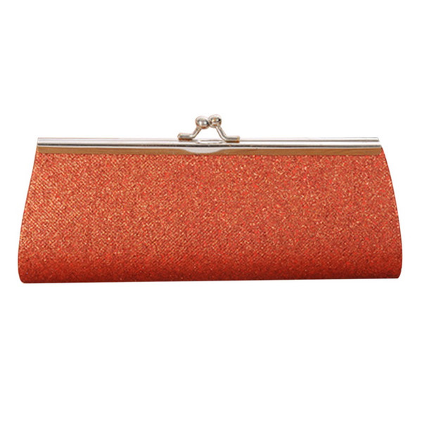 Laamei Casual Women Bags Glitter Handbags for Women Sequins Lady Clutches Fashion Purse Night Party Banquet Female Wallets
