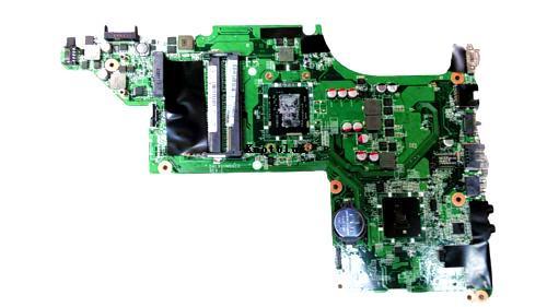 637212-001 for DV6 DV6-3000 laptop motherboard DDR3 I3 CPU DALX6HMB6C0 Free Shipping 100% test ok