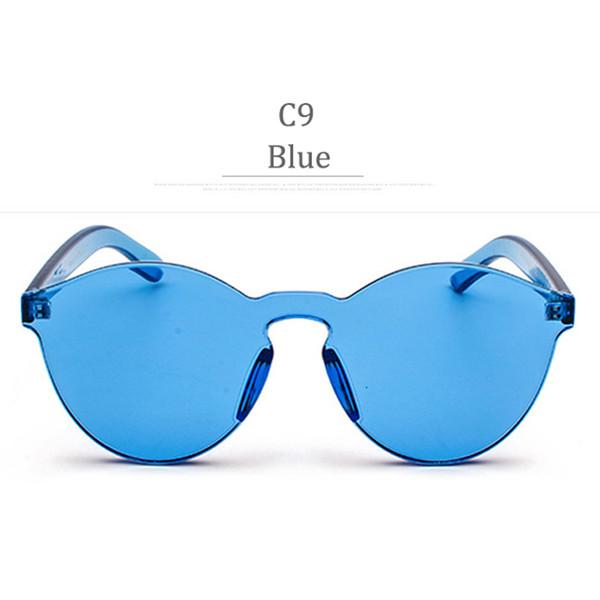 Lente blu C9