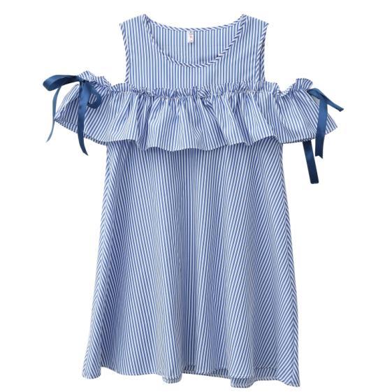 Pengpious striped postpartum women shoulderless shirts long loose laceing sleeve cotton linen postpartum women nursing blouse