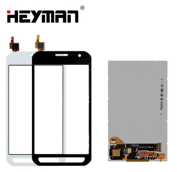 LCD with Touchscreen for Samsung Galaxy Xcover 3 G388 G388F G389F SM-G388F LCD display screen Digitizer Glass Panel Front Replacement part