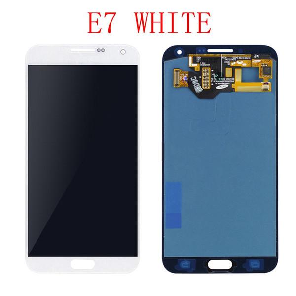 E7 OLED beyaz