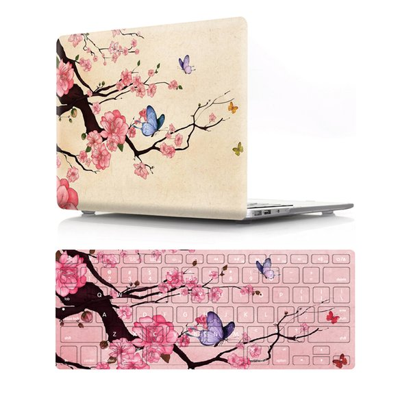 hrh-x-30 Oil painting Case for Apple Macbook Air 11 13 Pro Retina 12 13 15 inch Touch Bar 13 15 Laptop Cover Shell