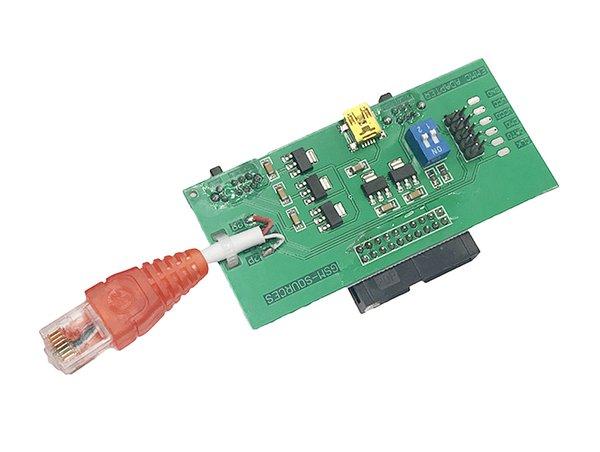 Oityn EMMC funktioniert ohne Änderung Ihrer Box EMMC Adapter für Riff BOX Jtag Software