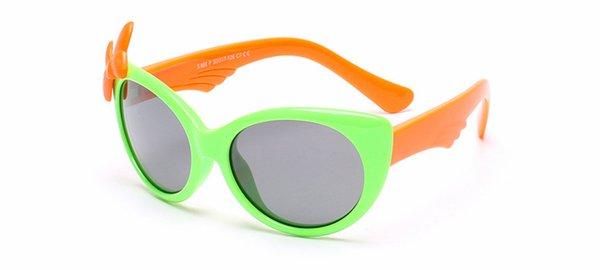 grüner Rahmen + Orange