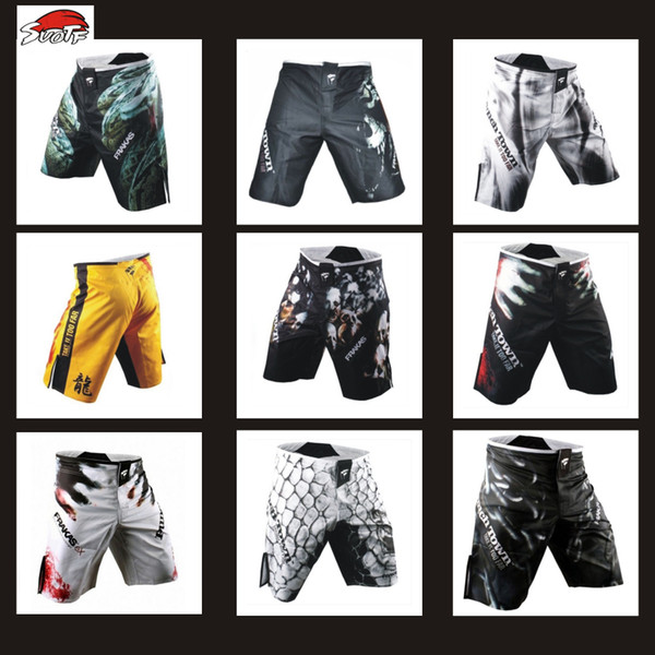 best selling Suotf Mma Sparring Sports Training Muay Thai Boxing Pants Muay Thai Boxing Shorts Thai Clothing Kickboxing Shorts Kickboxing