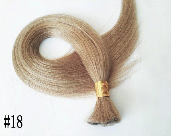 # 18 Dark Ash Blonde