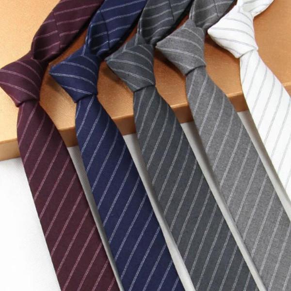bellezza enorme inventario dove comprare Acquista Cravatta Da Uomo Alla Moda Cravatta In Cotone 6 Cm Cravatta  Stretta Cravatta A Righe Da Uomo A $31.16 Dal Tabshift | DHgate.Com