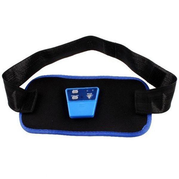 EMS AB Gymnic Belt Electronic Muscle Stimulator Massage Arm Leg Waist Lose Weight Slimming Body Buliding Massager Belts