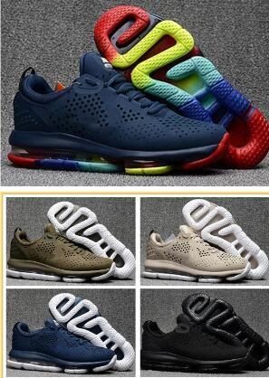 2017 Différents Styles Drop Shipping Célèbre Air Deluxe Sneaker DLX Mens Running Chaussures Casual Entraîneurs Baskets Taille