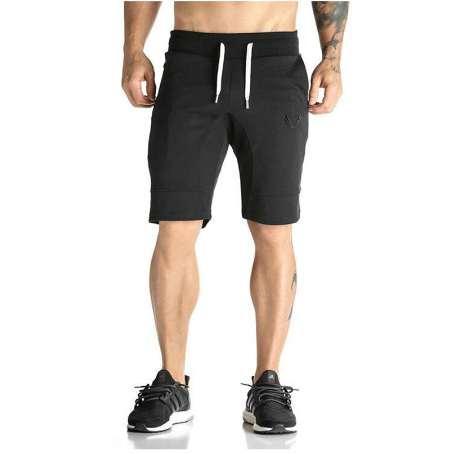 Yeni Moda Kamuflaj erkek Şort Rahat Yaz Şort Vücut Geliştirme Kısa Pantolon Gasp
