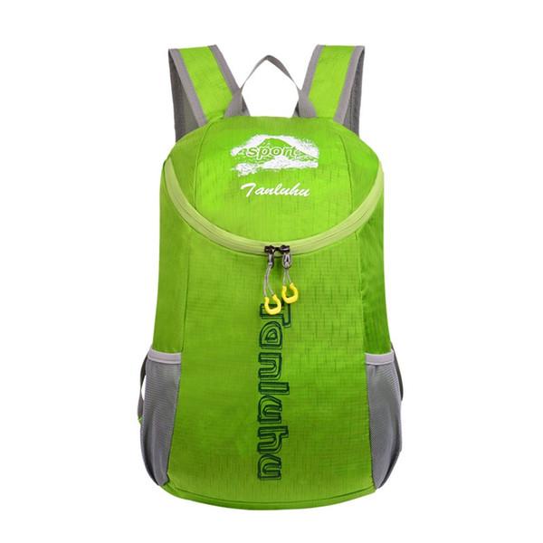 TANLUHU Bunte Faltbare Radfahren Rucksack Sporttasche Freizeit Outdoor Wandern Rucksack Reisetaschen Wasserdicht Für Männer Und Frauen