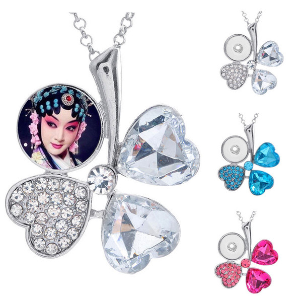 button necklaces pendants for dye sublimation leaf necklace pendant jewelry for women heat tranfer printing consumable new style