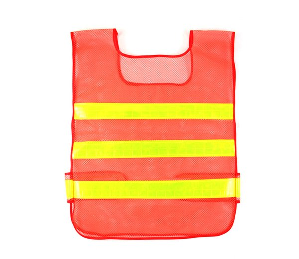 fast ship Waistcoat Reflective Clothes Vest Ultimate Performance Running Race High Visibility Reflective Fluorescent Safety woeking Clothing