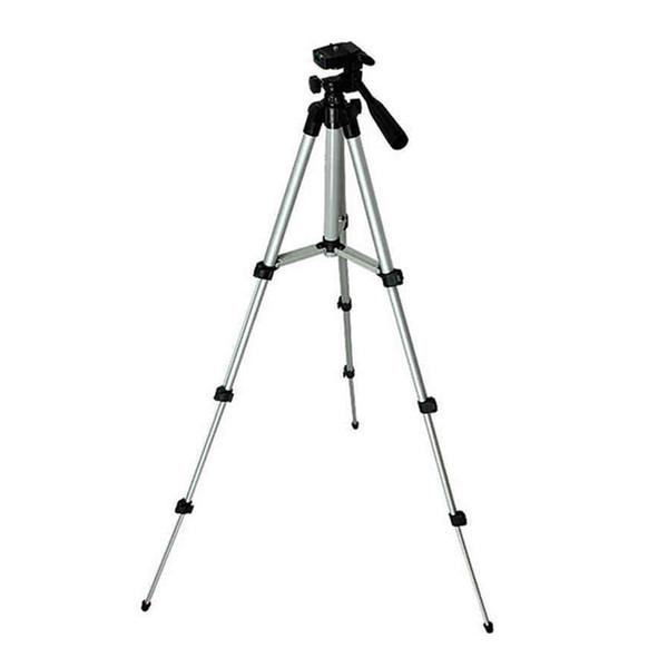 Leichte Aluminium Mini Stativ 4 Abschnitte Universal Kamera Stativ Kamera Ständer Foto