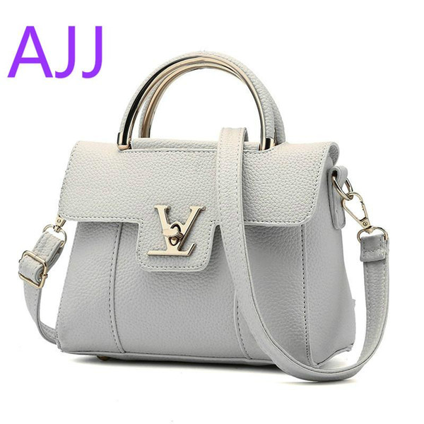 Bolso Mujer Fashion Hobos Women Bag Ladies Brand Leather Handbags Summer  Casual Tote Bag Shoulder Bags 63afa2b0265a4