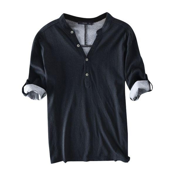 Preto Camiseta
