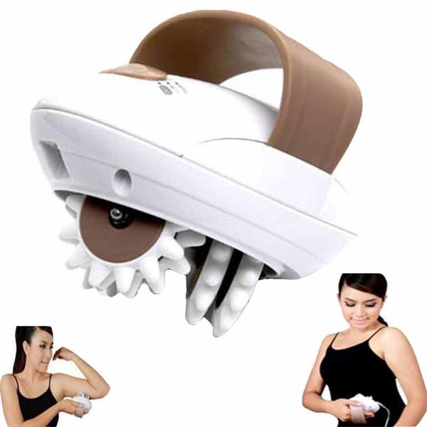 Corpo elétrico massageador 3D Corpo Trigonometric Slimmer 6 Pequeno Emagrecimento Massageador Queimar Gordura Massagem Perda de Peso Máquina