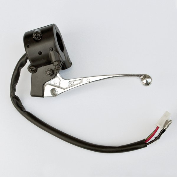 Throttle Housing Start Kill Switch Brake Lever Assembly For Yamaha Y-Zinger PW50 (Fits: PW50)