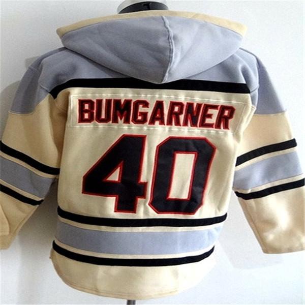 40 Madison Bumgarner