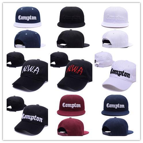 Guter Verkauf neue Ankunftsart und weise COMMTON Snapbacks Kappenstarter compton Schwarzes populärste Sporthüte der hohen Qualität Art und Weise