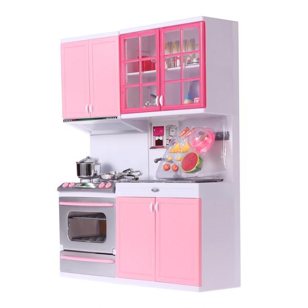 Utensili da cucina in plastica Giochi da casa Utensili da cucina Set da cucina per bambini Ragazze Bomboniere per bambini Compleanno Baby Shower Bomboniere Regalo