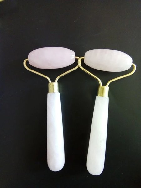 New natural jade powder crystal massager The best choice for your family beauty
