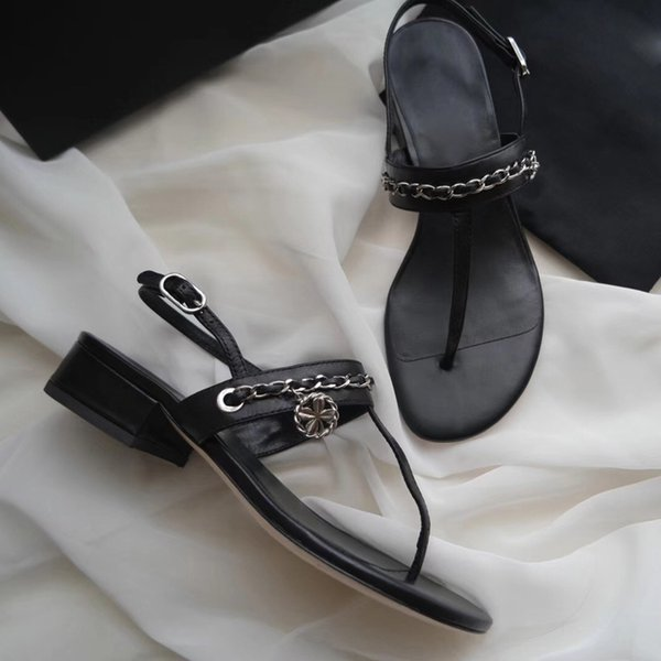 e147c0c9503 Luxury brand designer women s Walking show sandals new summer super star  Fashion flat Slippers Beach Sandals women dress shoes Biggest shoe