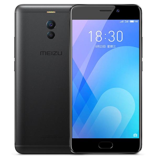 MEIZU M ملاحظة 6 (اللون الأسود) الهاتف المحمول