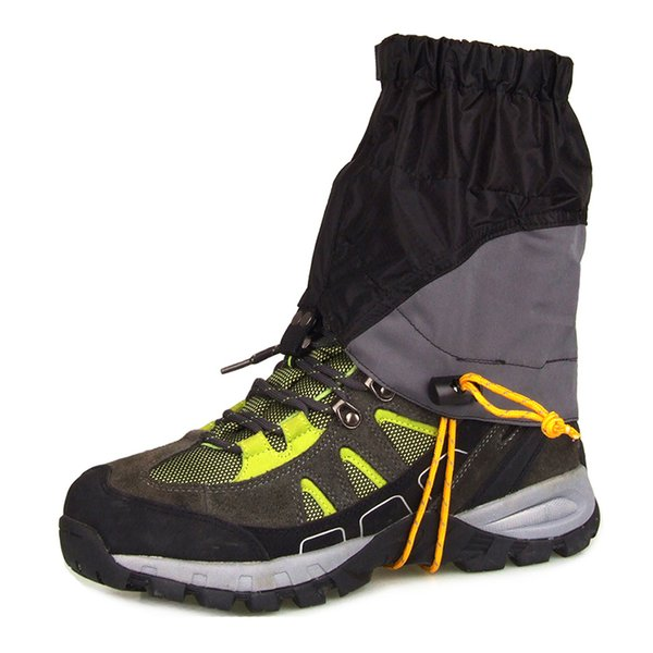 Waterproof ultralight shoes cover Outdoor Anti-sand Feet Cover Climbing Shoes Protection Short Slipbeds Protector