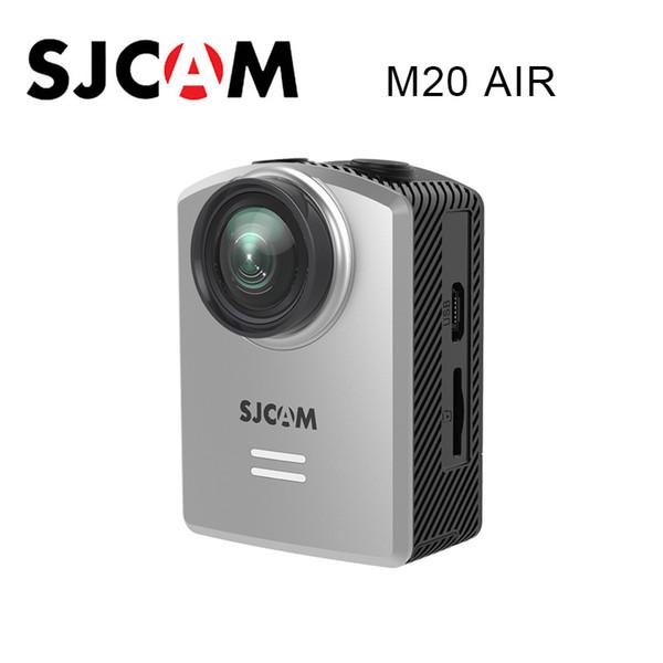 100% original sjcam m20 air action camera wi-fi à prova d 'água 1080 p ntk96658 12mp capacete de câmera de vídeo esportes dv