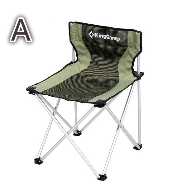 Wholesale- Outdoor picnic camping super light with aluminum alloy folding chair