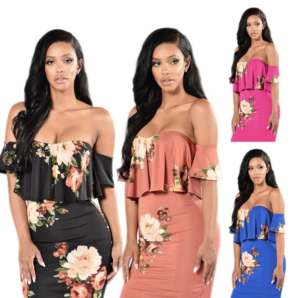 Осень новый шаблон обернуть корсаж рукав платье одежда дамы повседневная макси платья для женщин одежда 2015 женщина продажа