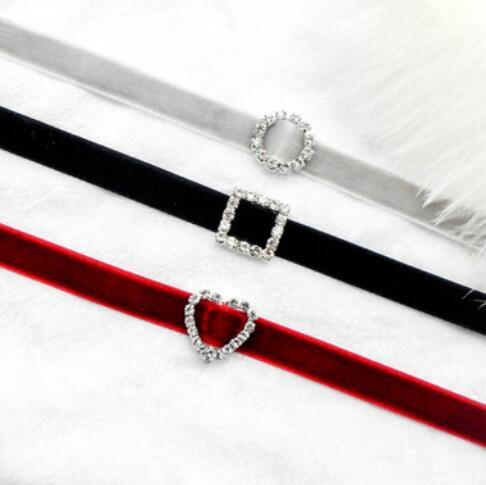 desiner jewelry necklace for women girl swan velet chokers as Chrismas gift hot fashion free of shipping
