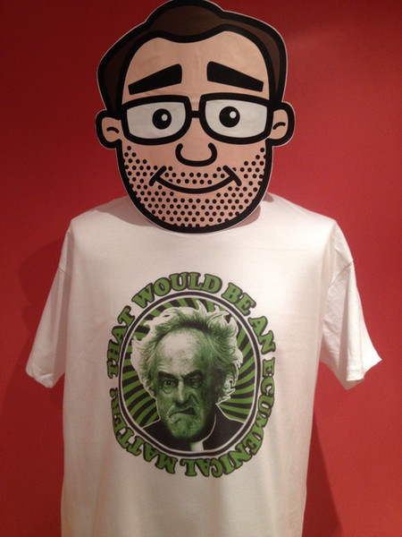 Vater Ted / Vater Jack - das wäre eine ökumenische Angelegenheit TV Comedy T-Shirt Lustige kostenloser Versand Unisex Casual Tee Geschenk