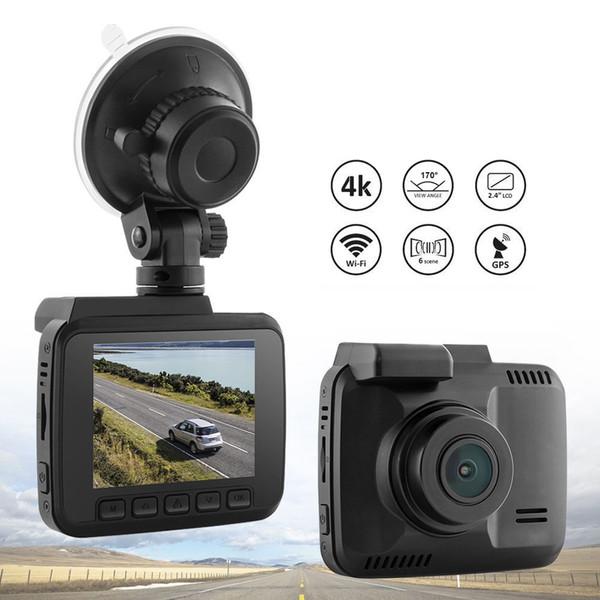 Hohe Qualität Auto Black Box Full HD 2880P Fash Cam Auto DVR Auto Dash Kamera vorne und hinten mit Nachtsicht