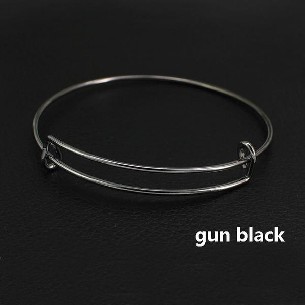 بندقية الأسود