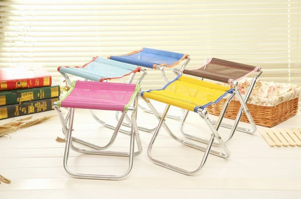 Portable Folding Chairs For Outdoors.2019 Wholesale Outdoor Fishing Chair Multifunction Portable Folding Chair Ultralight Hiking Picnic Chairs Camping Stool From Club Life 5 24
