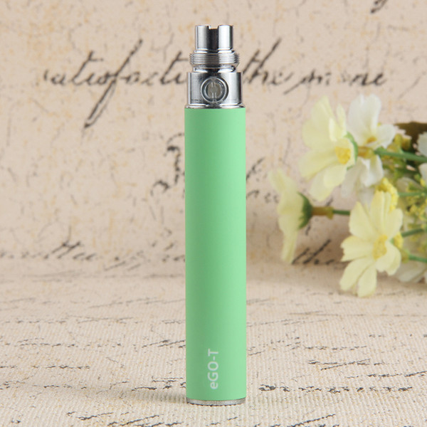 eGo T electronic ecigarette 650/900/1100mah eGo-t fit ego charger usb passthrough battery 510 thread atomizer tank Vape Battery