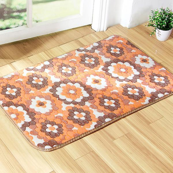 Hot sale kitchen bathroom carpet superman doormat decoration home office alfombra anti slip rug tapete floor mat