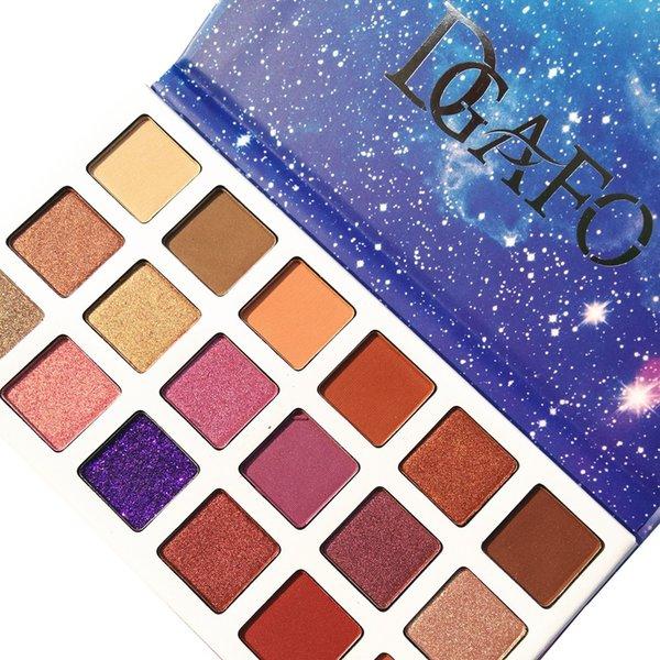 18 color palette