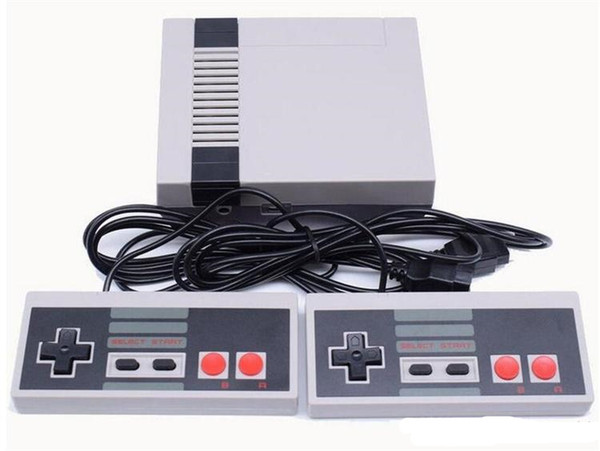 Mini TV 620 500 Game Console Video Handheld for nes games consoles retro classic TV games players Portable Game Players