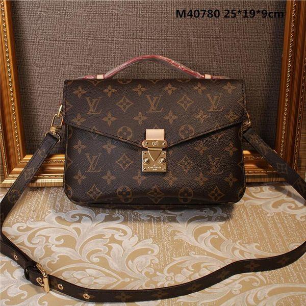 Brand New Schultertaschen Leder Luxus Handtaschen Geldbörsen Hohe Qualität Für Frauen Tasche Designer Totes Messenger Bags Cross Body 9008