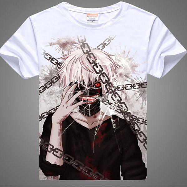 3D Printed T Shirt Short Sleeved Dragon Ball Tshirts 3D Printed T-shirts Men Anime T-shirt Comics Tops Goku Ball Z Tees