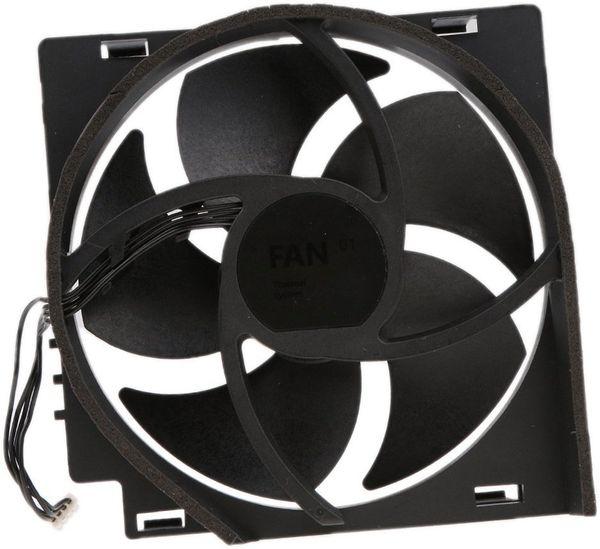 Оригинальный 4pin провод внутренний внутренний вентилятор охлаждения кулер для Microsoft Xbox One S тонкий запчасти высокое качество быстрый корабль