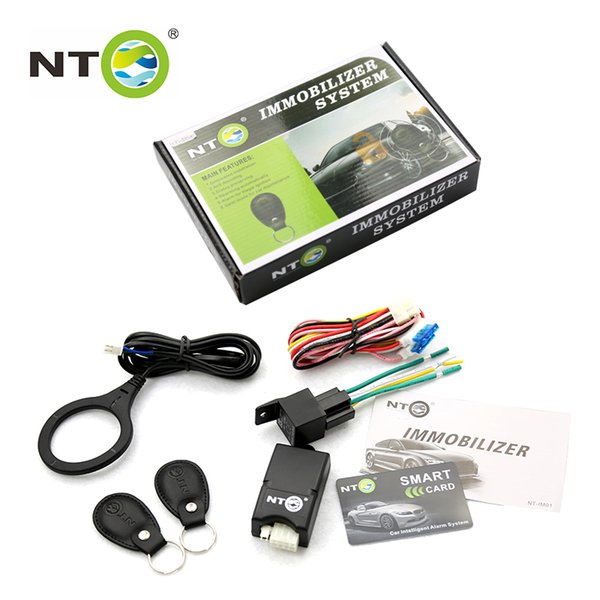 NTO Keyless Entry Immobilizer auto Lock Unlock RFID System Car Immobilizer Alarm car alarm immoblizer security NT-IM001