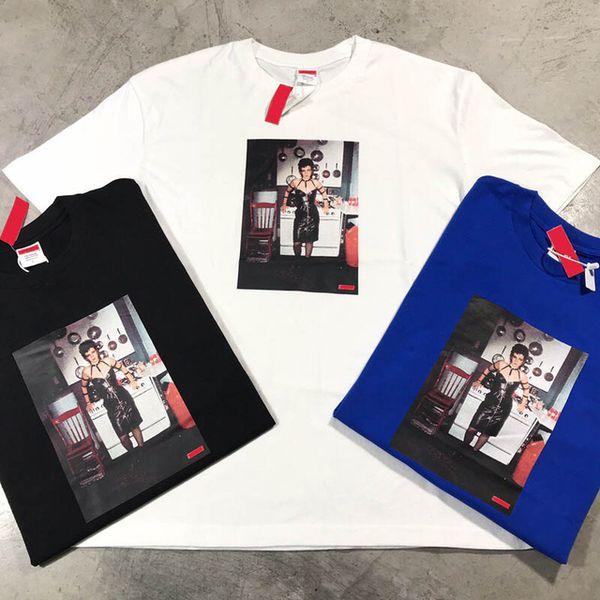 Главная 1:1s высокое качество для мужчины и женщины Domintrix футболка