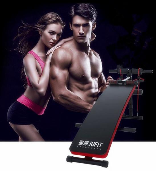 Chrismas presentes frete grátis para equipamentos de uso doméstico equipamentos de fitness senhoras equipamentos de ginástica / Sit Up bordo bancada