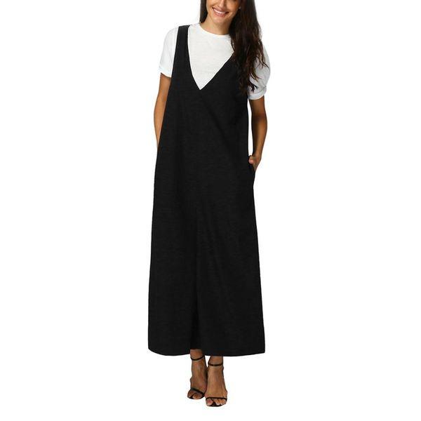 MUQGEW 2018 Hot Selling NEW arrival High-quality Women Sleeveless Jumpsuits Overalls Bib Pants Dungaree Trousers