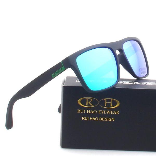 8d51ed2b5753d Moda unissex óculos de sol 9 cores óculos de sol das mulheres dos homens  polarizados óculos